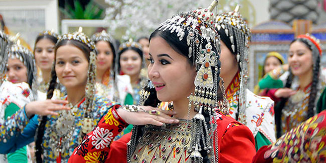 turkmenistan informazioni guida