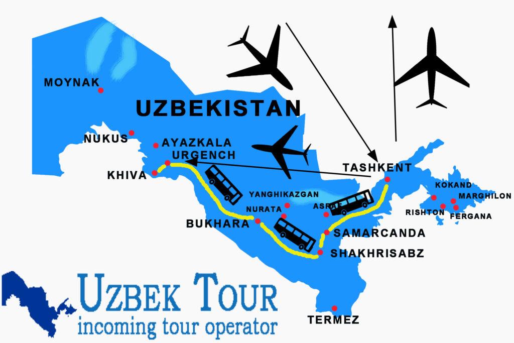 Classico in Uzbekistan