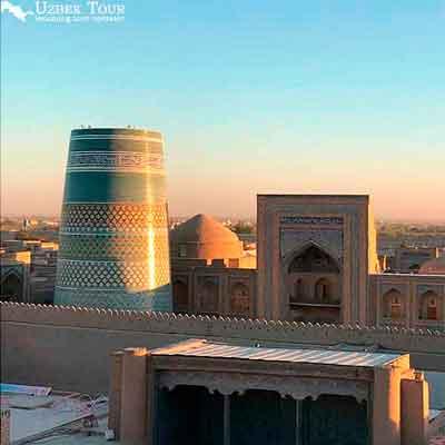 Uzbektour - tour operator in Uzbekistan