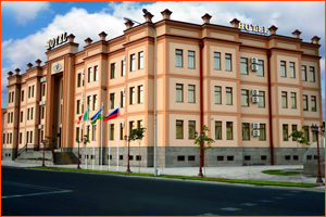 Hotels Uzbekistan - Diyora