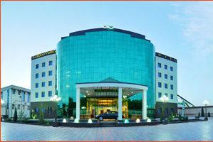 Hotel Uzbekistan - Golden Valley