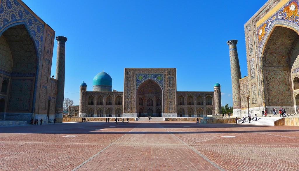 Uzbekistan viaggi su misura