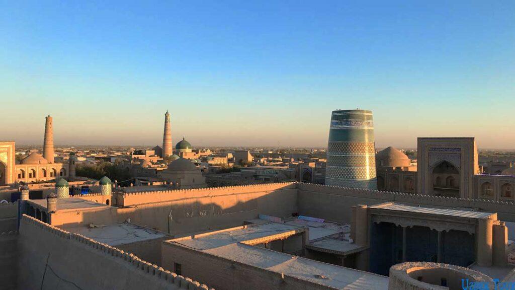 Uzbekistan viaggi e tour operator