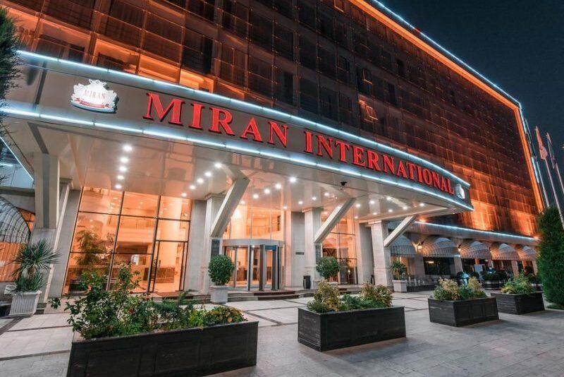 Hotel in Uzbekistan - Miran