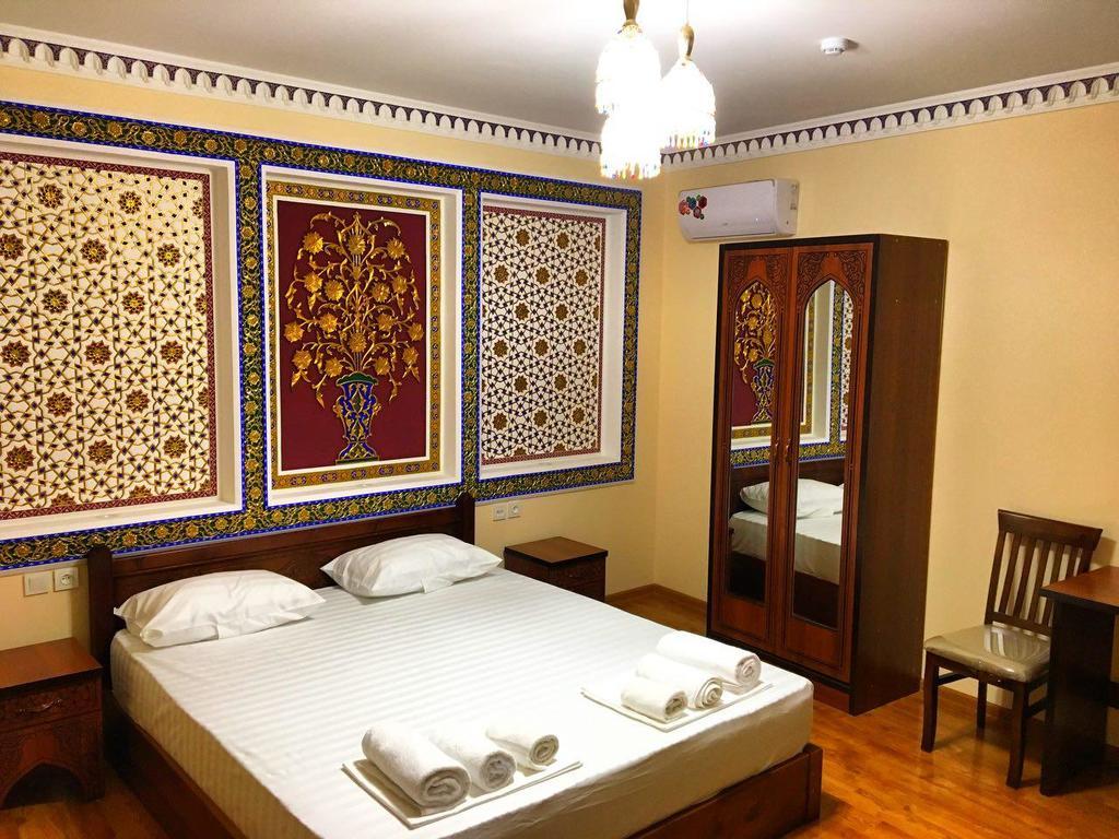 Hotel bukhara Old house