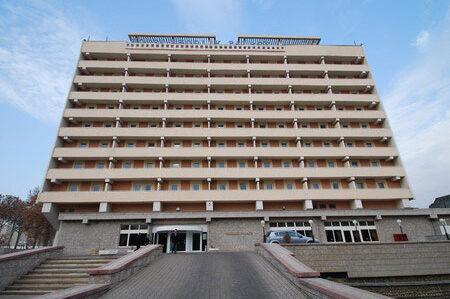 Hotel in Uzbekistan - Shodlik Palace