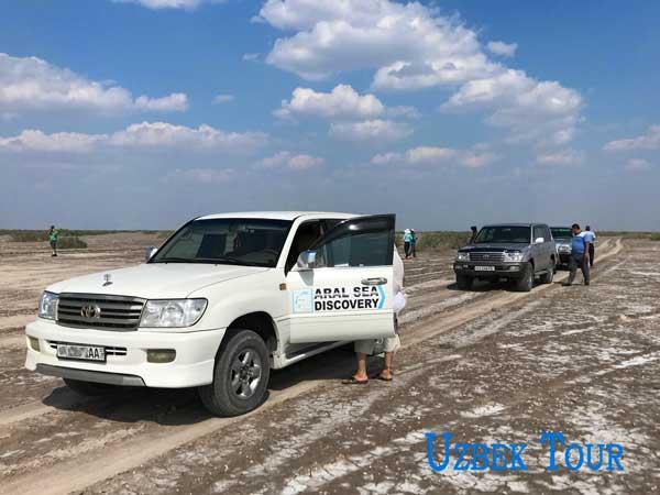 Aral tour 4x4